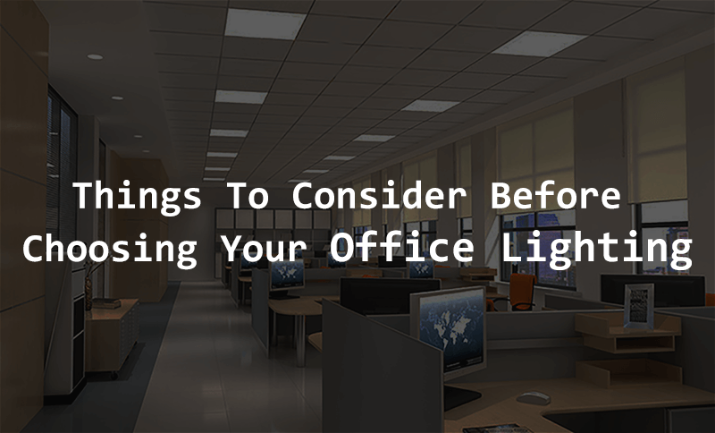Complete guide to office lighting